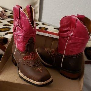 Caballo Dorado Cowboy Boots